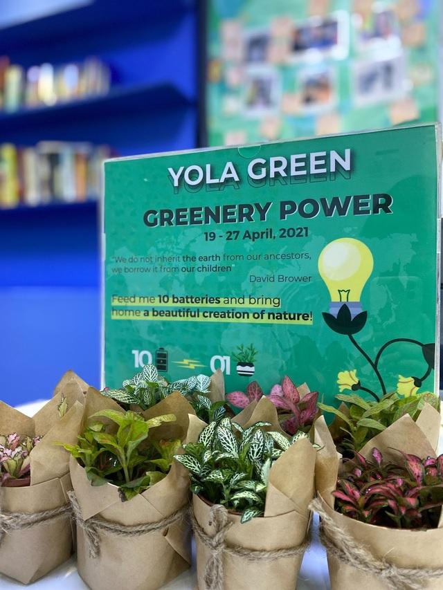 YOLA tổ chức chương trình thu hồi và tái chế pin điện tử - 1