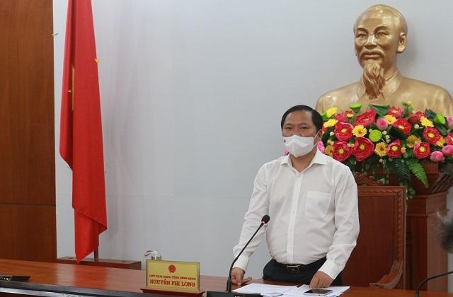 Chủ tịch Bình Định: Rút giấy phép kinh doanh đơn vị không phòng, chống dịch - 1