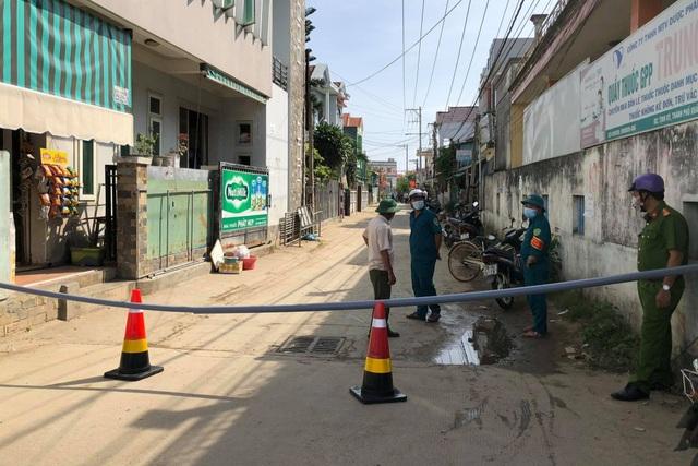 Quảng Ngãi xác nhận ca dương tính SARS-CoV-2 cộng đồng, từng đến Đà Nẵng - 1