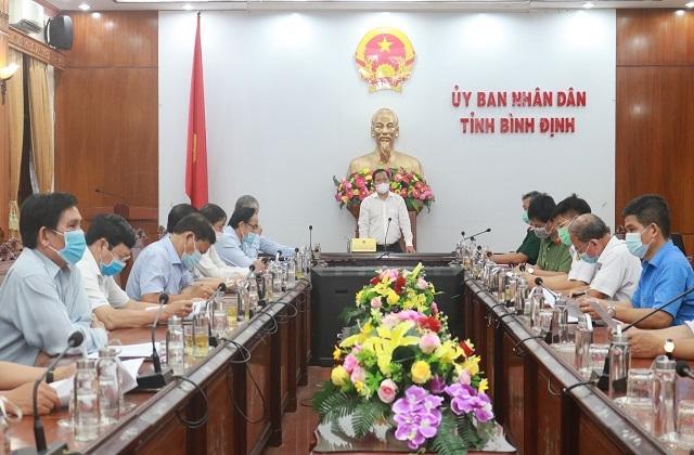 Chủ tịch Bình Định: Rút giấy phép kinh doanh đơn vị không phòng, chống dịch - 2