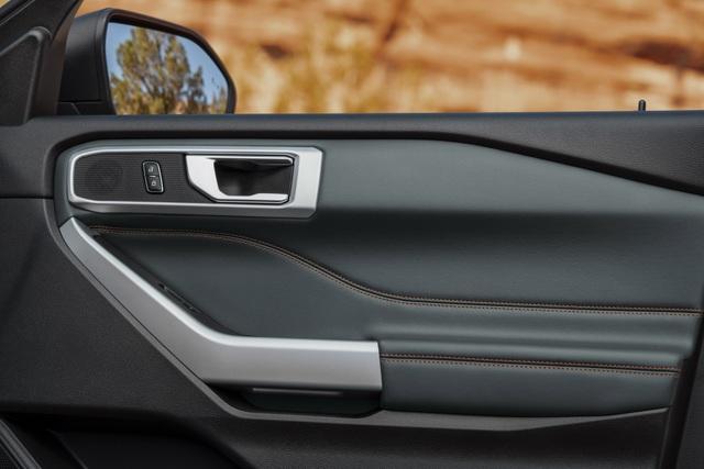 Ford Explorer Timberline 2021 ra mắt, sẵn sàng cho những chuyến off-road - 10