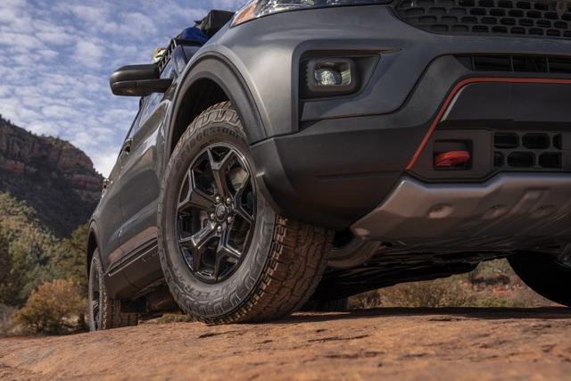 Ford Explorer Timberline 2021 ra mắt, sẵn sàng cho những chuyến off-road - 5