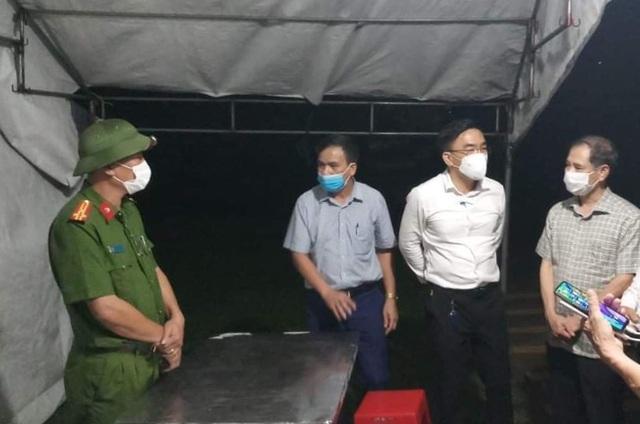 Hà Tĩnh: Phong tỏa 2 thôn có trường hợp dương tính SARS-CoV-2 - 2