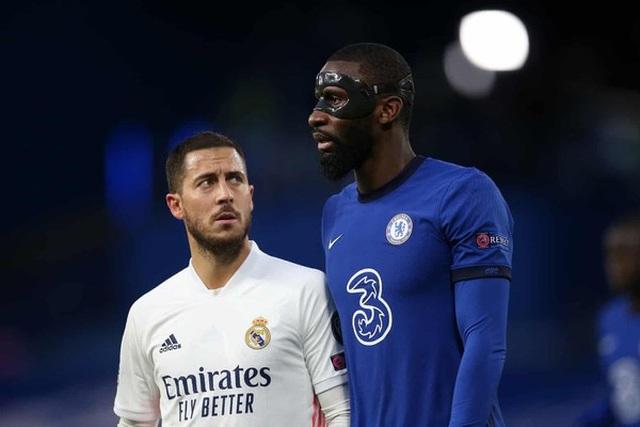 Nụ cười Eden Hazard và cái tát vào niềm kiêu hãnh của Real Madrid - 2