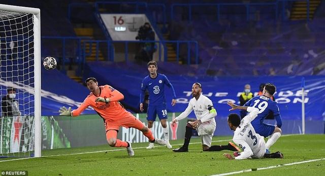 Hạ gục Real Madrid, Chelsea tiến vào chung kết Champions League - 12
