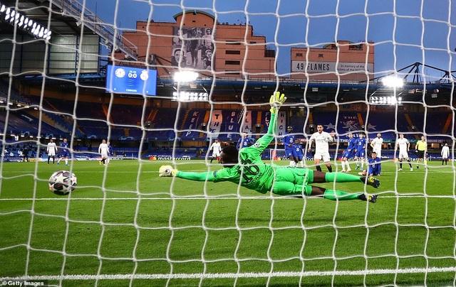 Hạ gục Real Madrid, Chelsea tiến vào chung kết Champions League - 7