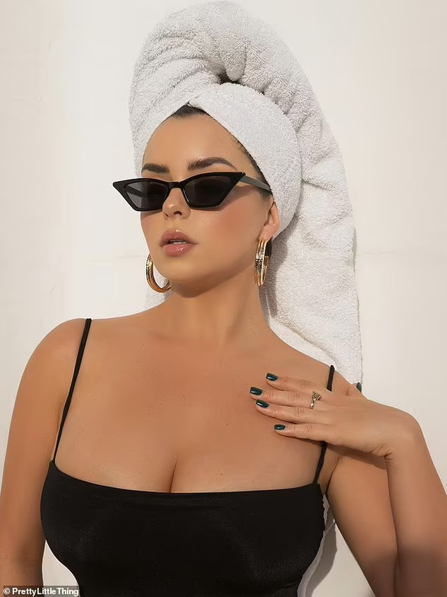 Hot girl Demi Rose hút ánh nhìn trong bộ ảnh mới - 1