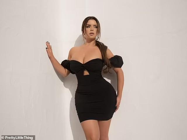 Hot girl Demi Rose hút ánh nhìn trong bộ ảnh mới - 8