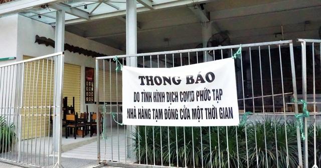 Đà Nẵng: Chưa đến giờ G, hàng quán chủ động đóng cửa sớm - 1