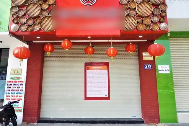 Đà Nẵng: Chưa đến giờ G, hàng quán chủ động đóng cửa sớm - 2