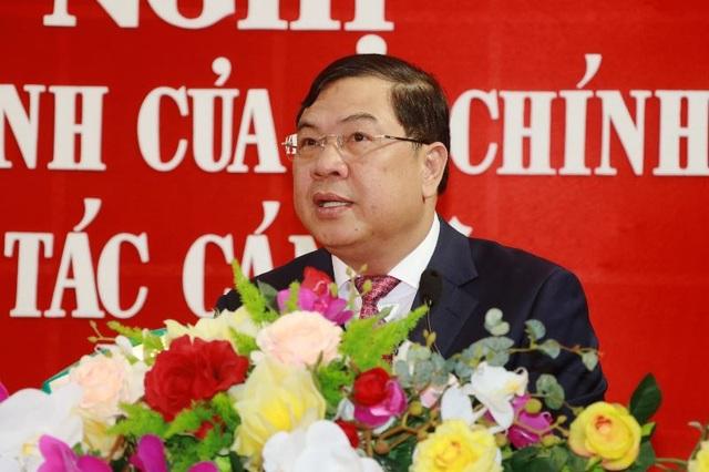 Ông Phạm Gia Túc làm Bí thư Tỉnh ủy Nam Định - 2