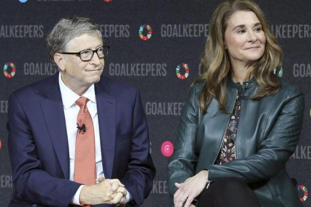 Vụ ly hôn của tỷ phú Bill Gates gây bão mạng tại Trung Quốc - 1