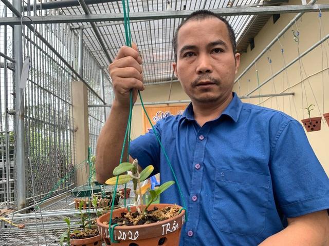 Buôn lan đột biến, người đàn ông bị 5 nhà vườn lừa đảo gần 10 tỷ đồng - 2