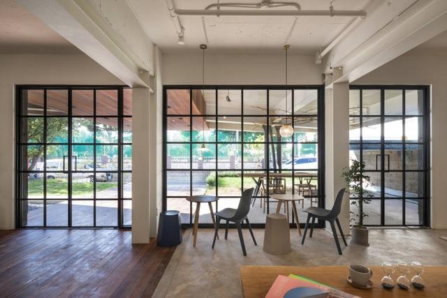 Quán cà phê cải tạo từ xưởng cũ, lột xác đẹp như khu nghỉ dưỡng hạng sang - 6