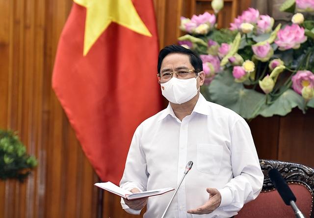 Thủ tướng Phạm Minh Chính: Ngành Giáo dục phải đổi mới tư duy quản lý - 1