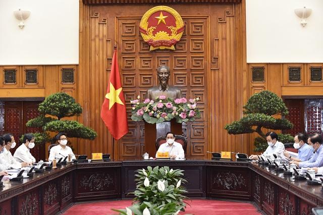 Thủ tướng Phạm Minh Chính: Ngành Giáo dục phải đổi mới tư duy quản lý - 4