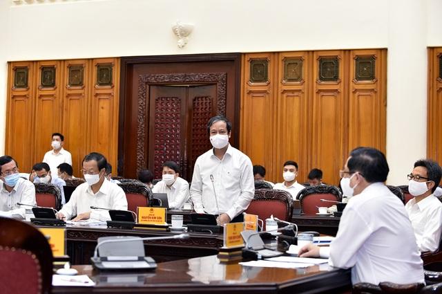 Thủ tướng Phạm Minh Chính: Ngành Giáo dục phải đổi mới tư duy quản lý - 2