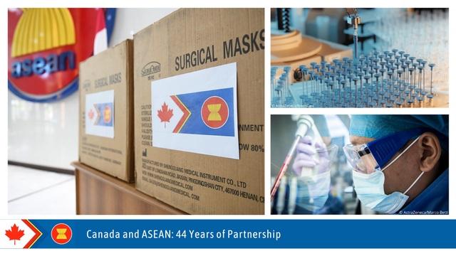 Canada hỗ trợ 3,5 triệu đôla cho Quỹ ứng phó với Covid-19 của ASEAN - 1