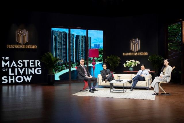 Masterise Homes ra mắt talkshow về phong cách sống - 1
