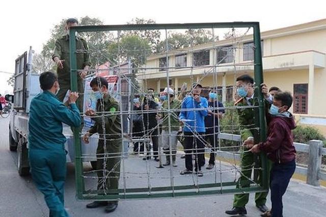 Bắc Ninh: Thêm 2 bệnh nhân dương tính với SARS
