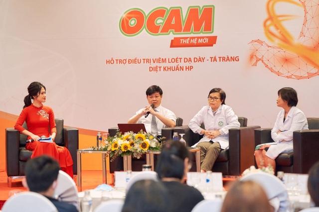 Ra mắt hỗn dịch thảo dược OCAM - Công nghệ chiết lạnh chân không - 2