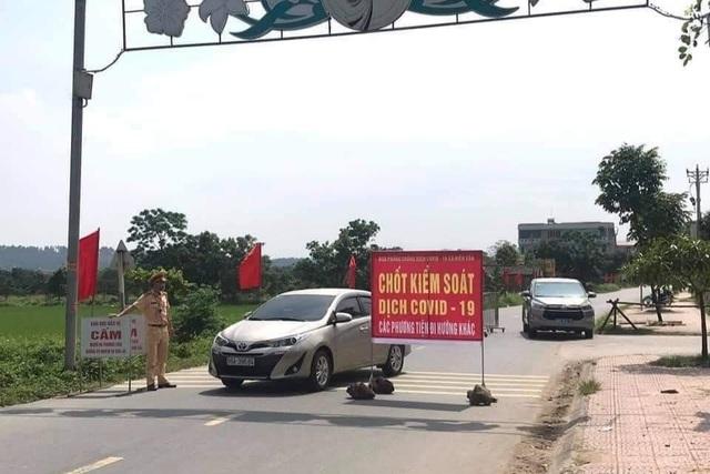 Bắc Ninh ghi nhận thêm 4 bệnh nhân dương tính với SARS-CoV-2 - 3