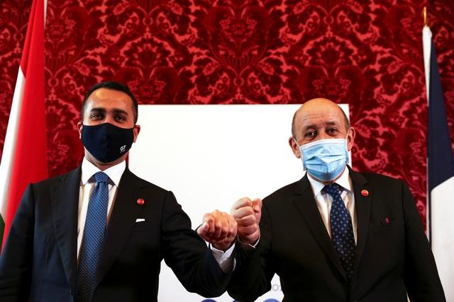 G7 đồng loạt lên án hành vi bắt nạt của Trung Quốc - 1