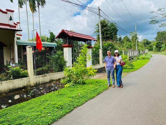 Vợ chồng 8X lên kế hoạch về hưu sớm, làm nhà vườn rộng 6000m2 ở Vũng Tàu - 1