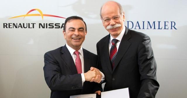 Nissan và Renault cùng dứt áo khỏi Daimler- tập đoàn mẹ của Mercedes-Benz - 1
