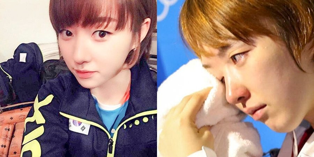 Vận động viên bóng bàn Hàn Quốc gây sốt vì quá xinh đẹp - 4