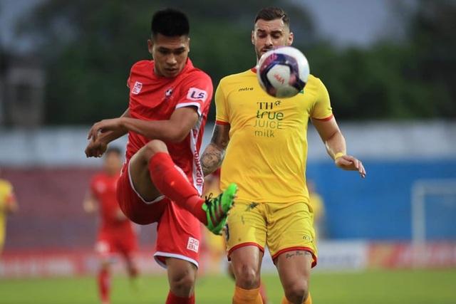 SL Nghệ An trở thành F2, V-League 2021 tạm dừng để chống dịch - 2