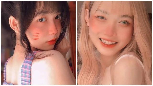 Nữ sinh 2K3 gây sốt bởi vẻ đẹp như thiên thần - 1