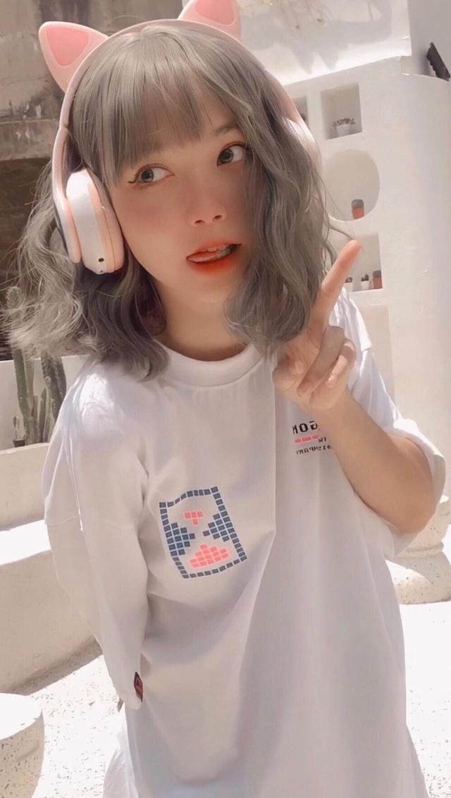 Nữ sinh 2K3 gây sốt bởi vẻ đẹp như thiên thần - 9