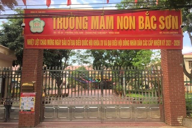 Ninh Bình: Cô giáo tiếp xúc F0 có kết quả âm tính lần 1 với SARS-CoV-2 - 1
