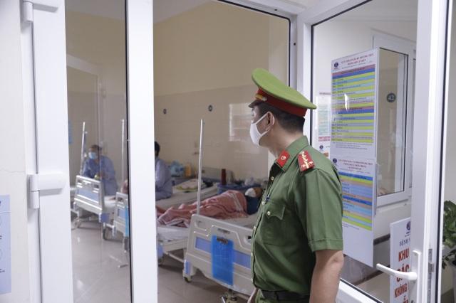 Phát hiện 10 ca dương tính SARS-CoV-2 tại Bệnh viện K - 5