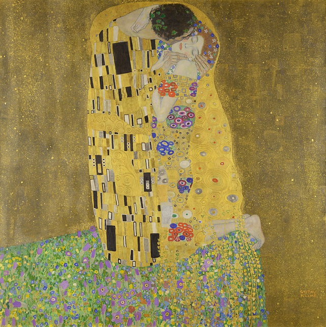 Sức hấp dẫn của Nụ hôn qua một thế kỷ: Tình yêu luôn là cốt lõi - 7