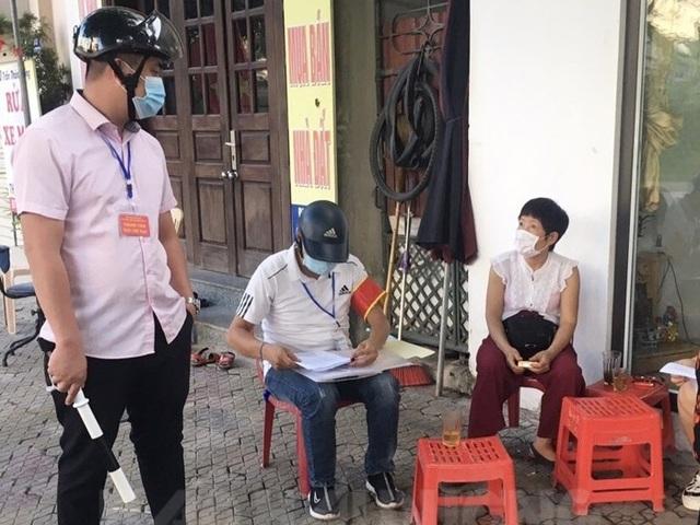 TP Hải Dương phê bình 2 chủ tịch phường lơ là công tác chống dịch - 1