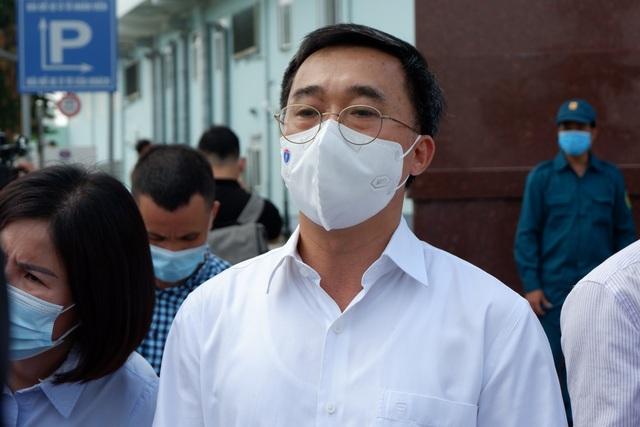 Đóng cửa 3 cơ sở Bệnh viện K, chùm ca bệnh liên quan đến BV Bệnh Nhiệt đới - 3