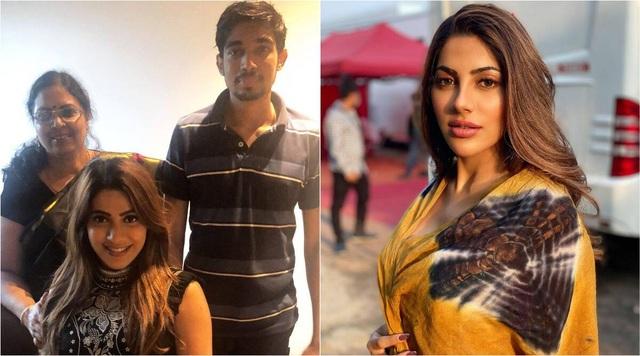 Người đẹp Ấn Độ Nikki Tamboli đau đớn khi anh trai chết vì Covid-19 - 1