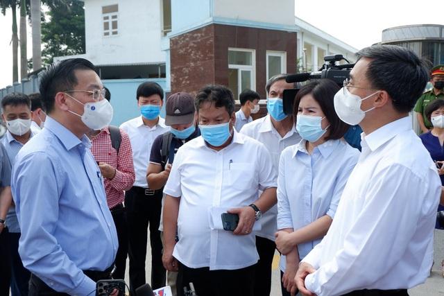 Đóng cửa 3 cơ sở Bệnh viện K, chùm ca bệnh liên quan đến BV Bệnh Nhiệt đới - 2