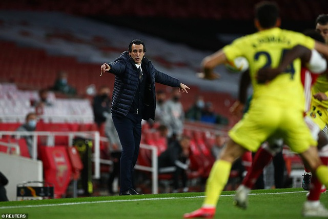 Bị loại bởi Villarreal, Arsenal lỗi hẹn với trận chung kết Europa League - 7