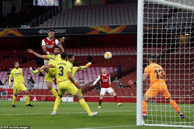 Bị loại bởi Villarreal, Arsenal lỗi hẹn với trận chung kết Europa League - 6