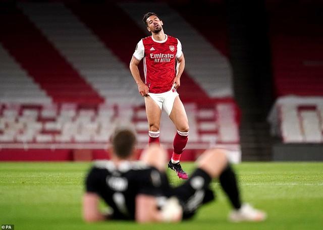 Bị loại bởi Villarreal, Arsenal lỗi hẹn với trận chung kết Europa League - 9