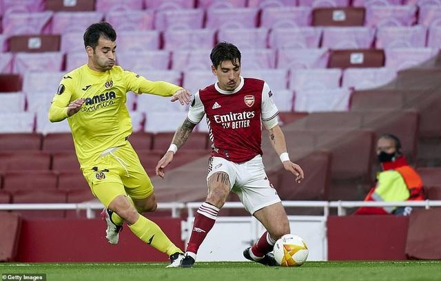 Bị loại bởi Villarreal, Arsenal lỗi hẹn với trận chung kết Europa League - 4