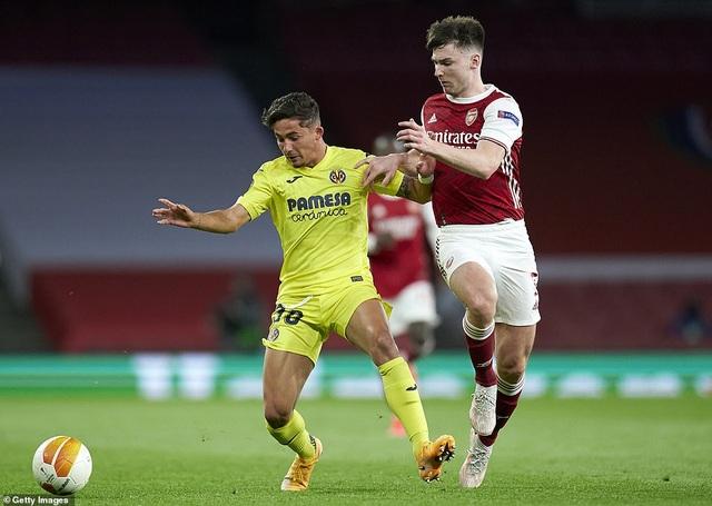 Bị loại bởi Villarreal, Arsenal lỗi hẹn với trận chung kết Europa League - 1