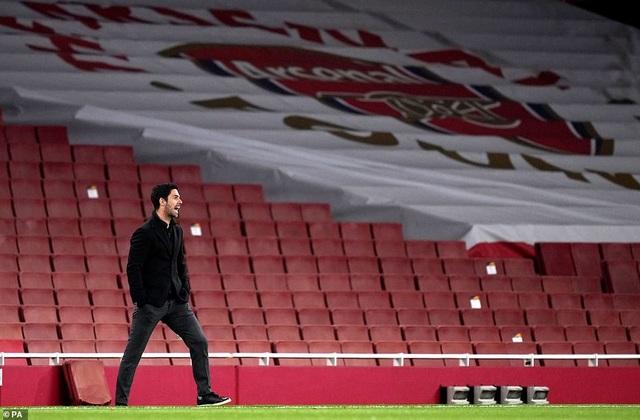 Bị loại bởi Villarreal, Arsenal lỗi hẹn với trận chung kết Europa League - 3