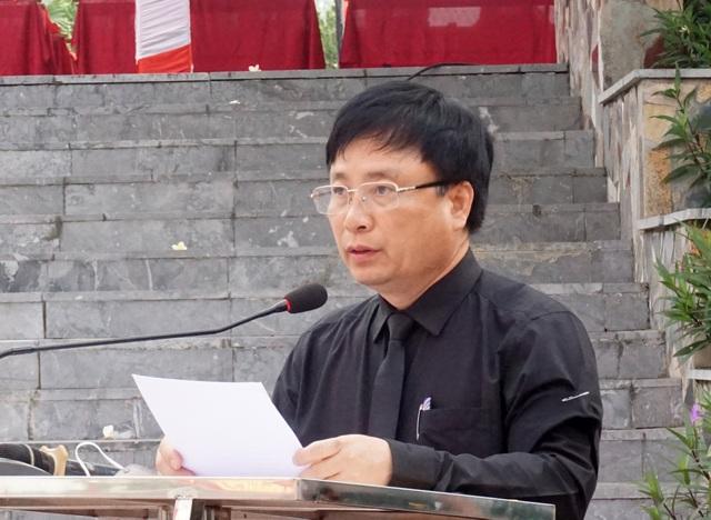 Trọng thể Lễ an táng 95 liệt sĩ quân tình nguyện và chuyên gia Việt Nam - 2