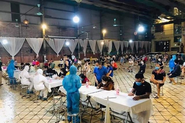 Bắc Ninh ghi nhận thêm 4 bệnh nhân dương tính với SARS-CoV-2 - 1