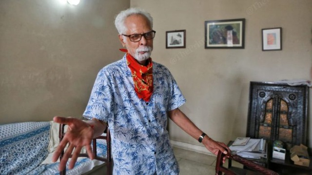 Gia đình ở Ấn Độ của Phó Tổng thống Mỹ vật lộn trong sóng thần Covid-19 - 1