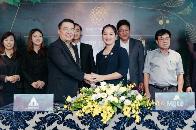Felicia City thu hút nhà đầu tư ở Bình Phước - 1